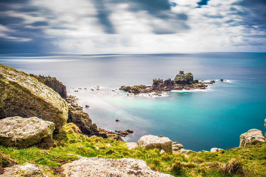 Lands' end, Cornwall, United Kingdom