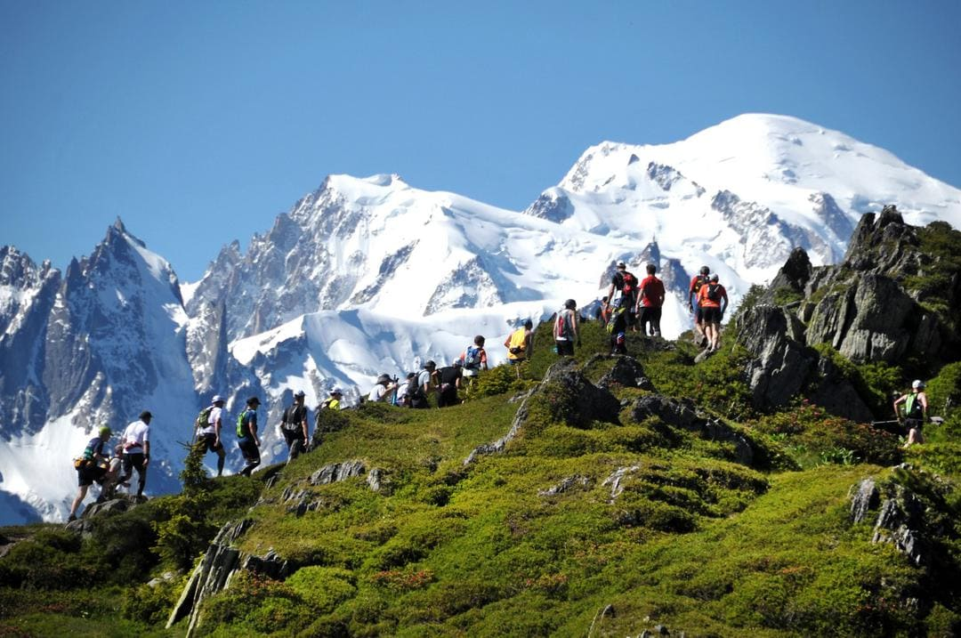 The Mont Blanc Trail